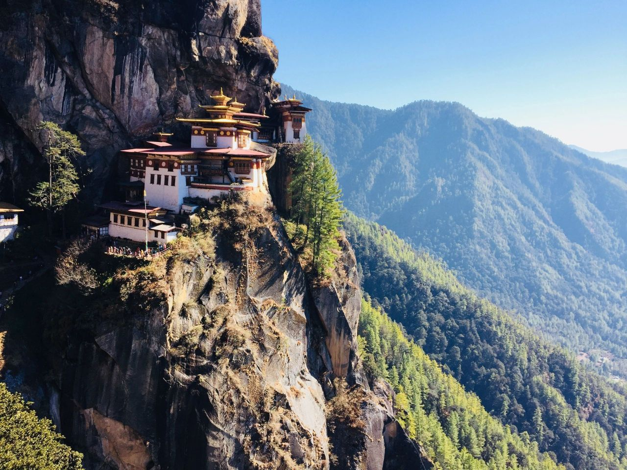 3 Days Itinerary in the Kingdom of Happiness –Bhutan