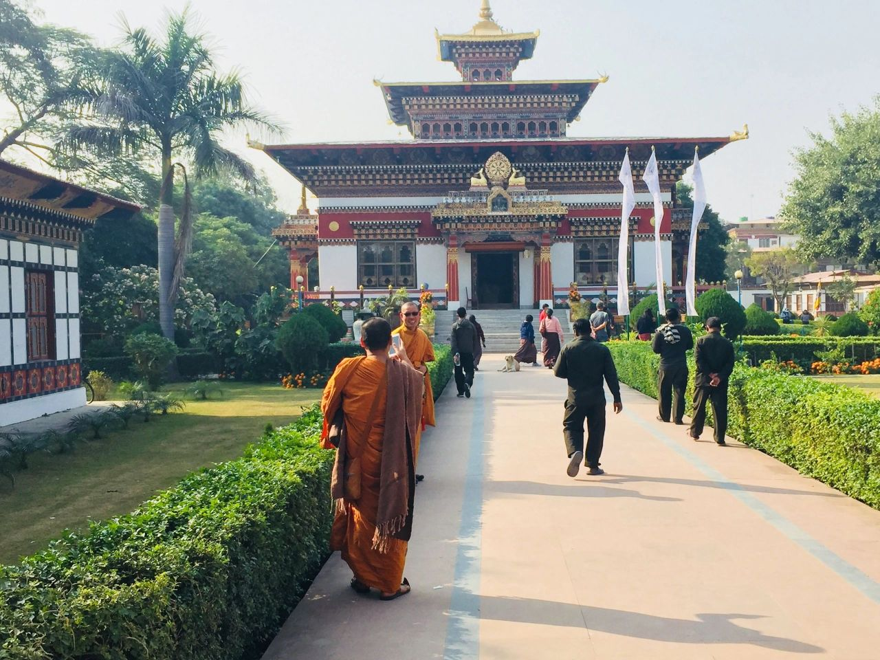 2 Days in the Most Ancient city in India – BodhGaya