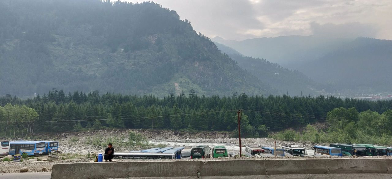 Backpacking Solo for 2 days in Manali, Himachal Pradesh –India